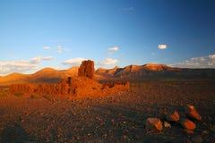 τοπίο Μαροκινός Στοκ εικόνες με δικαίωμα ελεύθερης χρήσης