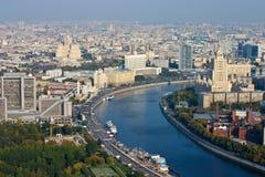 τοπίο Μόσχα Στοκ Φωτογραφίες