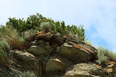 τοπίο ορεινό Στοκ Φωτογραφία