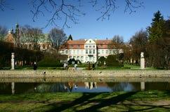 τοπίο πάρκων Στοκ Εικόνες
