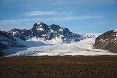Τοπίο παγετώνων στοκ εικόνες