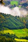 τοπίο πολύβλαστος Θιβε στοκ εικόνες
