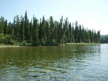 Τοπίο, ποταμός στοκ φωτογραφία με δικαίωμα ελεύθερης χρήσης