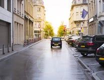 Τοπίο πόλεων άνοιξη Στοκ φωτογραφίες με δικαίωμα ελεύθερης χρήσης