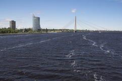 τοπίο πόλεων Στοκ Φωτογραφία