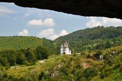 τοπίο Ρουμανία Στοκ Φωτογραφία