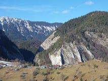 τοπίο Ρουμανία Στοκ Εικόνες