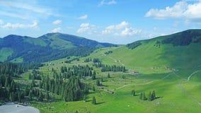 Τοπίο στην επαρχία Appenzell Στοκ Εικόνες