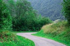 Τοπίο στο βουνό Ευρώπη Στοκ φωτογραφία με δικαίωμα ελεύθερης χρήσης