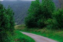 Τοπίο στο βουνό Ευρώπη Στοκ εικόνες με δικαίωμα ελεύθερης χρήσης