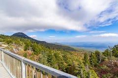 Τοπίο στο βουνό παππούδων στοκ φωτογραφία με δικαίωμα ελεύθερης χρήσης