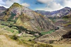 Τοπίο στο Περού στοκ φωτογραφίες με δικαίωμα ελεύθερης χρήσης
