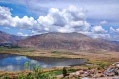 Τοπίο στο Περού στοκ εικόνες με δικαίωμα ελεύθερης χρήσης