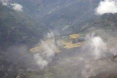 Τοπίο στο Sikkim, Ινδία Στοκ φωτογραφία με δικαίωμα ελεύθερης χρήσης