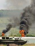 τοπίο στρατιωτικό στοκ εικόνα με δικαίωμα ελεύθερης χρήσης