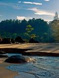 τοπίο Ταϊλανδός Στοκ φωτογραφία με δικαίωμα ελεύθερης χρήσης