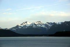 τοπίο της Αλάσκας Στοκ εικόνα με δικαίωμα ελεύθερης χρήσης
