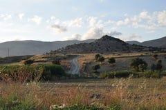 Τοπίο της βόρειας Κύπρου Στοκ Εικόνα