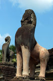 τοπίο της Καμπότζης angkor Στοκ Εικόνες