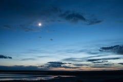 Τοπίο της καταπληκτικής λίμνης Στοκ φωτογραφίες με δικαίωμα ελεύθερης χρήσης