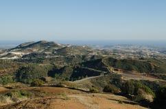 τοπίο της Κύπρου Στοκ φωτογραφίες με δικαίωμα ελεύθερης χρήσης
