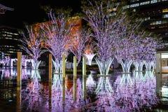 Τοπίο της πόλης του Φουκουόκα στην Ιαπωνία Στοκ Εικόνα