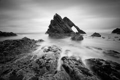 Τοπίο της Σκωτίας γραπτό Διάσημος προορισμός τουριστικών αξιοθεάτων και ορόσημων στη φύση της Σκωτίας UK στοκ εικόνες με δικαίωμα ελεύθερης χρήσης