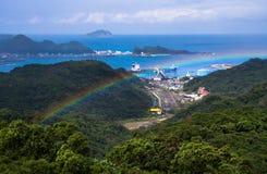Τοπίο της Ταϊβάν Στοκ φωτογραφία με δικαίωμα ελεύθερης χρήσης