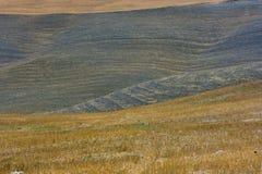 Τοπίο της Τοσκάνης στοκ εικόνες