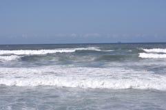 Τοπίο του Ατλαντικού Ωκεανού στοκ εικόνες