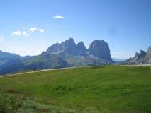 Τοπίο του βουνού Στοκ εικόνα με δικαίωμα ελεύθερης χρήσης