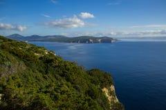 Τοπίο του θάλασσα στοκ φωτογραφία με δικαίωμα ελεύθερης χρήσης