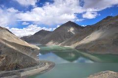 Τοπίο του Θιβέτ Στοκ εικόνες με δικαίωμα ελεύθερης χρήσης