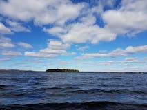 τοπίο του Καναδά Στοκ Εικόνες