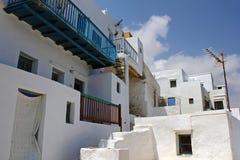 Τοπίο του νησιού της Σίφνου, νησιά των Κυκλάδων, Ελλάδα στοκ φωτογραφίες με δικαίωμα ελεύθερης χρήσης