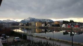Τοπίο του Σάλτζμπουργκ Αυστρία στοκ φωτογραφίες με δικαίωμα ελεύθερης χρήσης