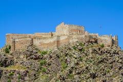 Τοπίο του Castle Kov στοκ εικόνα