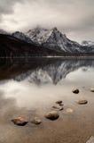 Τοπίο του Stanley λιμνών Στοκ φωτογραφία με δικαίωμα ελεύθερης χρήσης