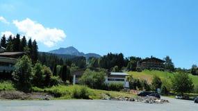 Τοπίο του Tirol Στοκ φωτογραφίες με δικαίωμα ελεύθερης χρήσης