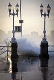 Τοπίο τραχιών θαλασσών Στοκ εικόνα με δικαίωμα ελεύθερης χρήσης