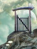 Τοπίο φαντασίας Στοκ εικόνα με δικαίωμα ελεύθερης χρήσης