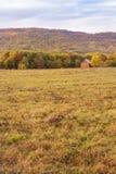 Τοπίο φθινοπώρου στα βουνά lago-Naki Στοκ φωτογραφία με δικαίωμα ελεύθερης χρήσης
