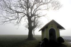 Τοπίο φθινοπώρου στην Ευρώπη Στοκ εικόνες με δικαίωμα ελεύθερης χρήσης
