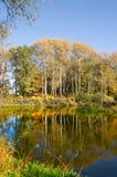 τοπίο φθινοπώρου Στοκ Φωτογραφία