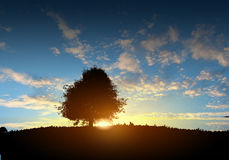 τοπίο φυσικό Στοκ φωτογραφία με δικαίωμα ελεύθερης χρήσης