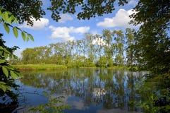 τοπίο φύσης Στοκ φωτογραφία με δικαίωμα ελεύθερης χρήσης