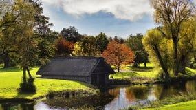 Τοπίο χώρας Στοκ φωτογραφία με δικαίωμα ελεύθερης χρήσης