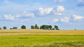 Τοπίο χώρας Στοκ φωτογραφίες με δικαίωμα ελεύθερης χρήσης