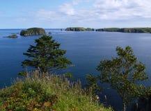 τοπίο ωκεάνειο Στοκ φωτογραφία με δικαίωμα ελεύθερης χρήσης