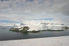 τοπίο antartica Στοκ Φωτογραφία